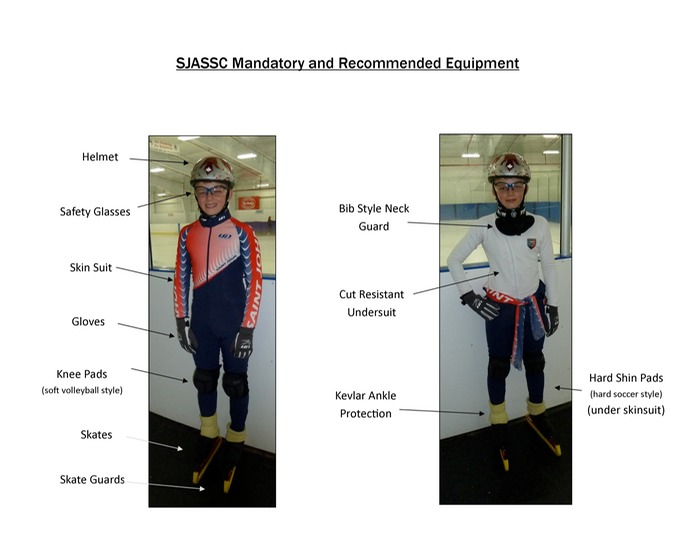 SJASSC Equipment Photos 2013