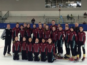 Canada East Regional NB Team March 2015