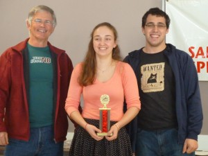 2SJASSC Banquet Maggie Oliver-Most Improved Competitive Skater-April 2015-04-19 12.50 (20)